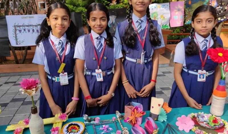 "Art And Craft Exhibition"" Drishyam"""
