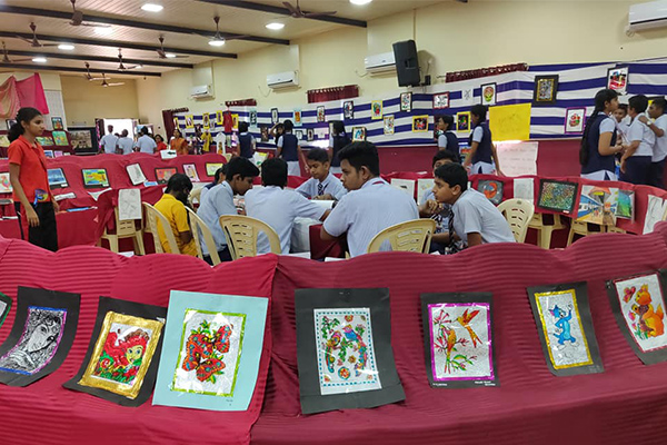 """ Navaneeyam""- Painting Exhibition"
