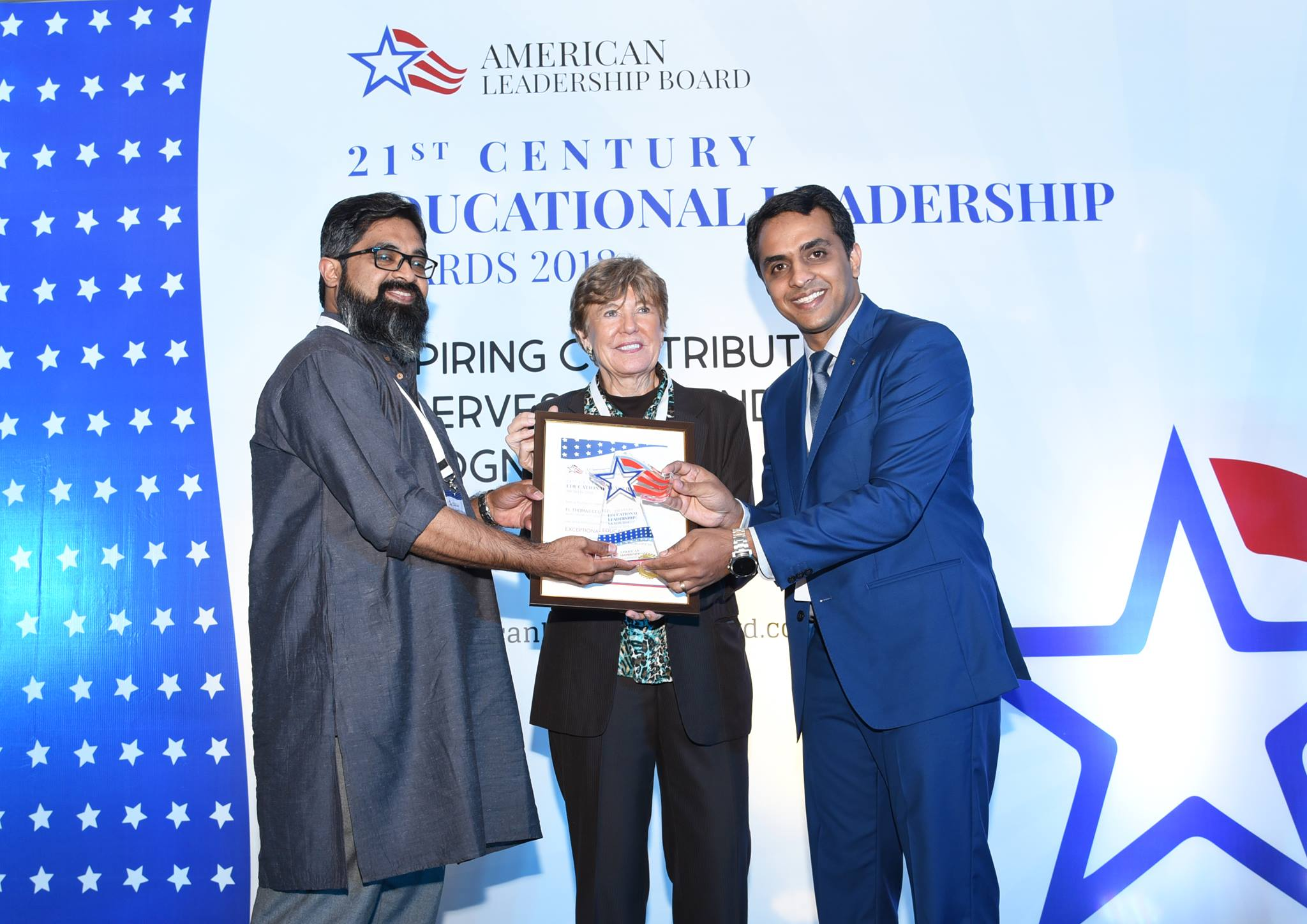 American Leadership Award