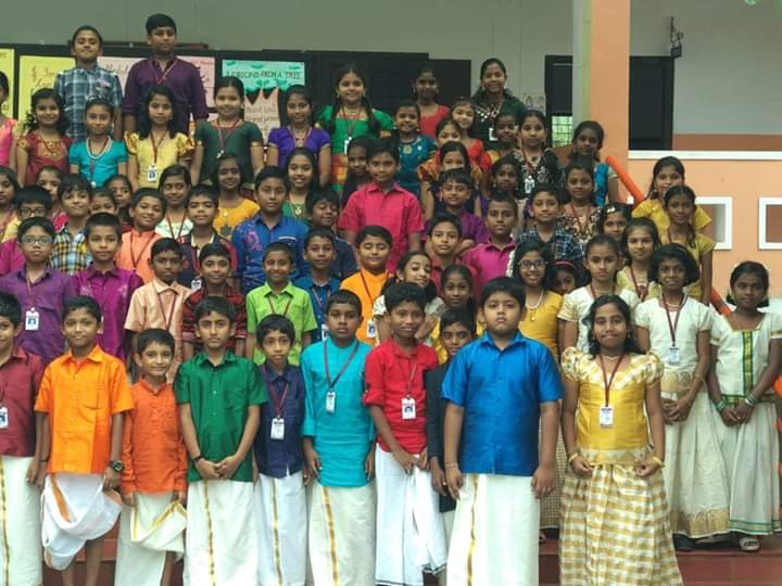 Kerala Piravi  -Ethnic Day Celebration