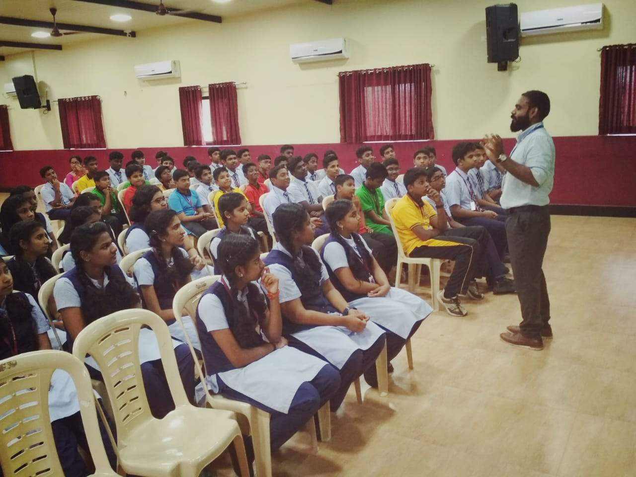 VALUE AWARENESS SESSION
