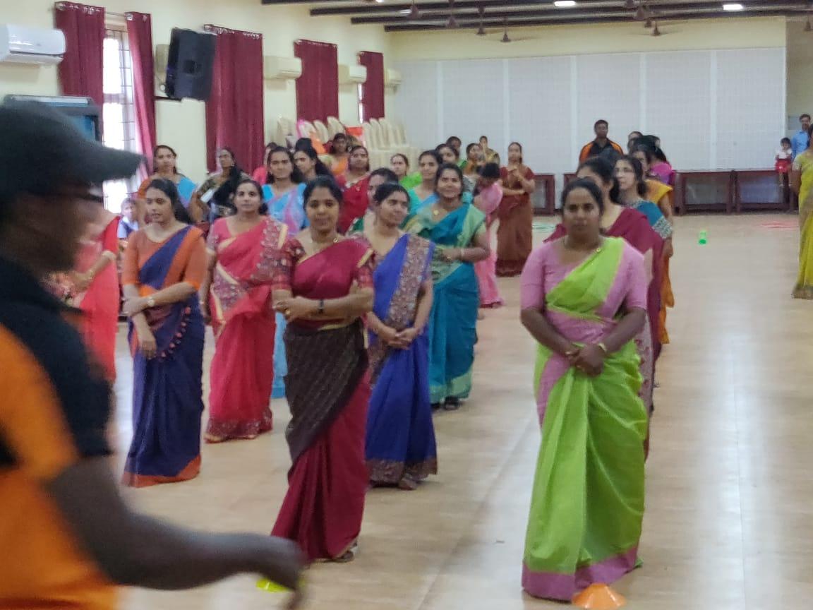 Teacher's Wellness Programme