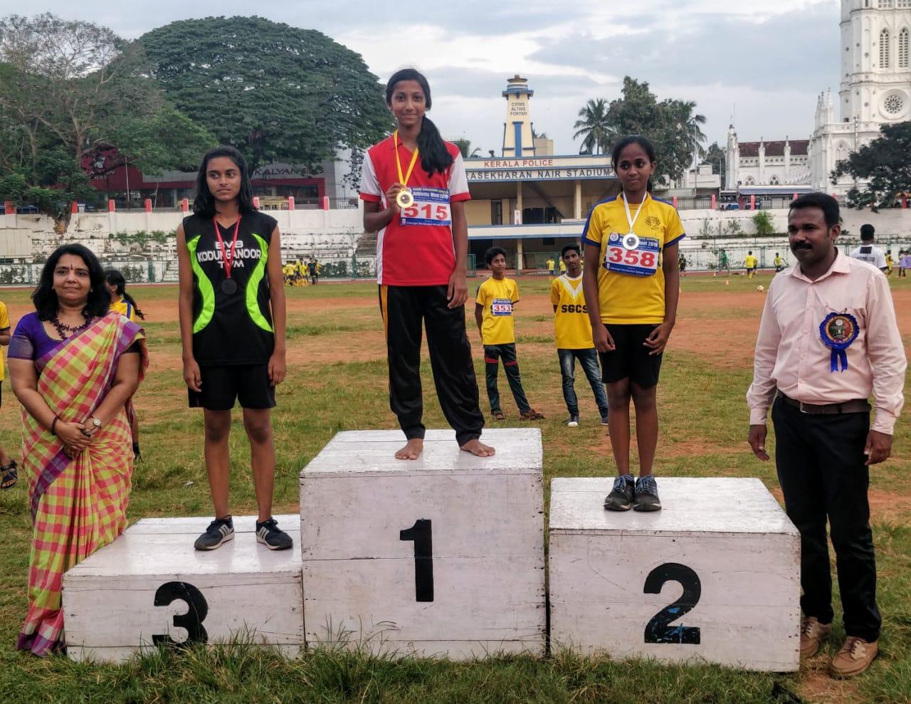 Venad Sahodaya Athletic Meet