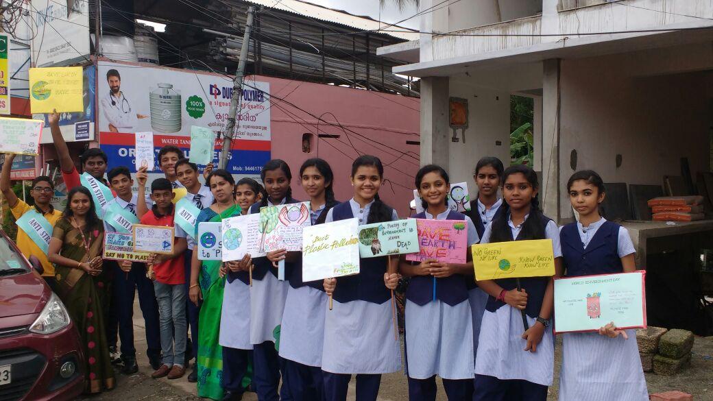 World Environmental Day Celebration