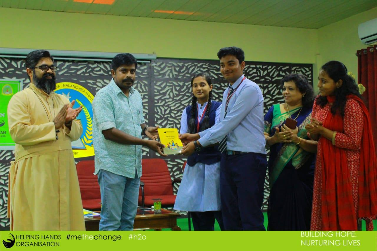 Me The Change- A Session by Mr.Rajamanikkam IAS
