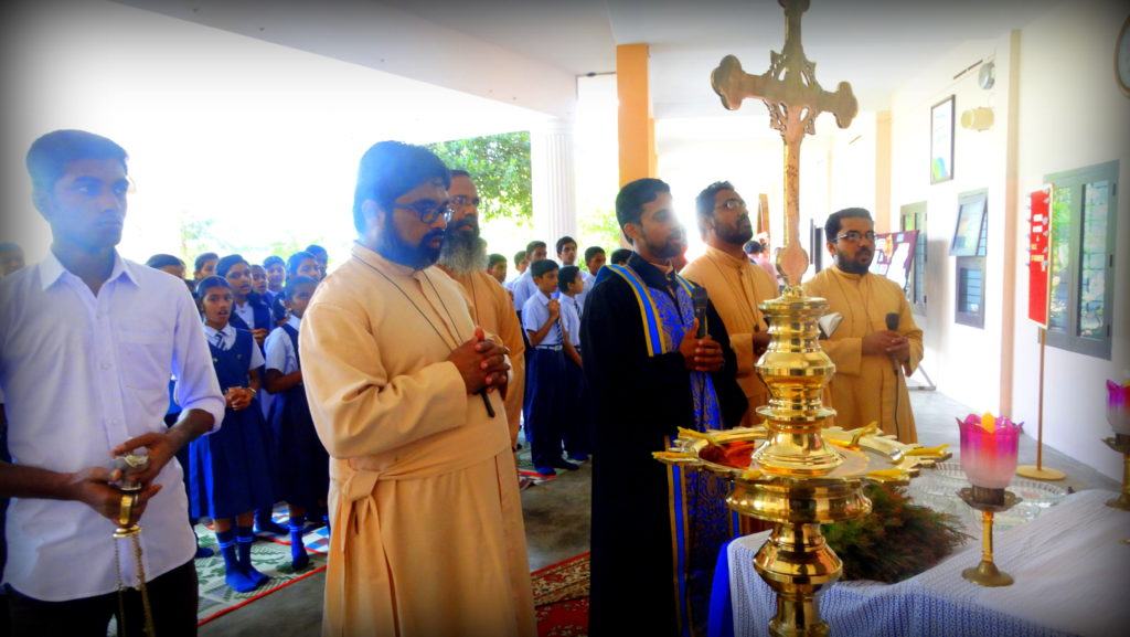 Blessing of the School