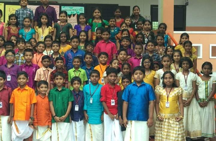 Kerala Piravi -Ethnic Day Celebration