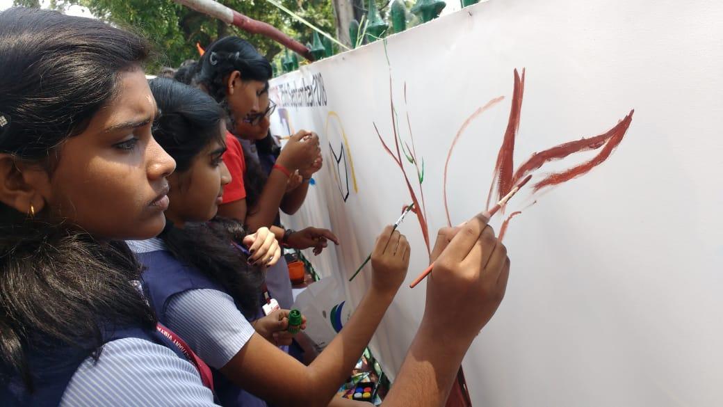 Mega Canvas On Sustainable Development