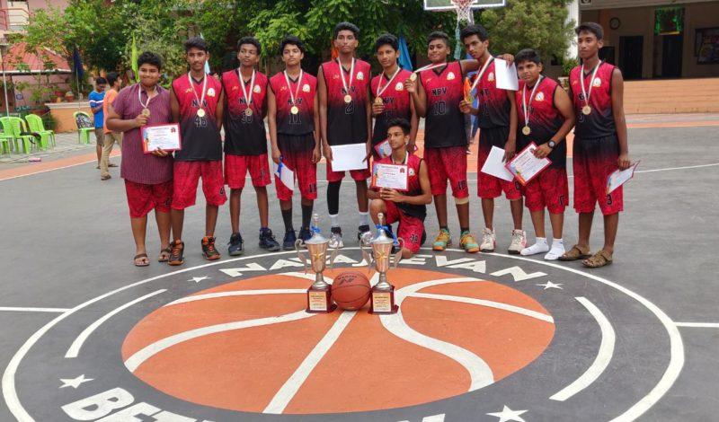 Venad Sahodaya Interschool Basketball Tournament